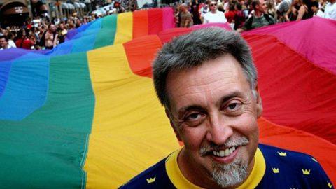 È morto Gilbert Baker, l'artista che inventò la bandiera arcobaleno