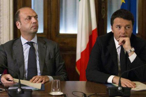 Incontro M5S-Pd, intesa sulla legge elettorale. Renzi: la soglia resta al 5%. Tensione con Alfano