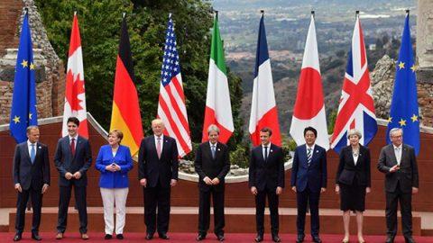 """Via al G7 di Taormina. Il consigliere di Trump: """"Pronto a capire posizioni europee sul clima"""""""