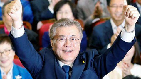 Corea del Sud, Moon Jae-in eletto presidente Nuova speranza per il dialogo con Pyongyang
