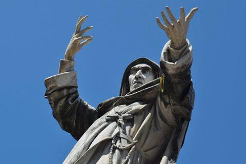 Il predicatore che sfidò il Papato: Girolamo Savonarola