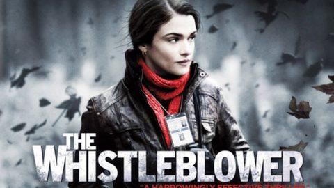 The Whistleblower // Larysa Kondracki