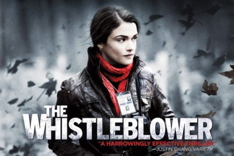 The Whistleblower – Larysa Kondracki