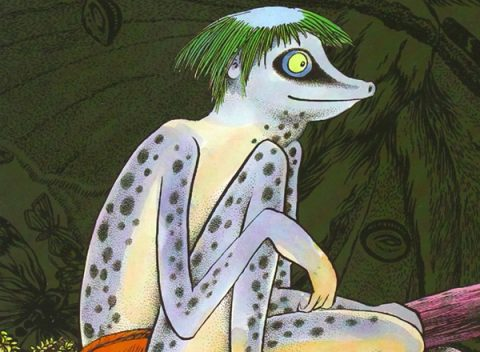 Enciclopedia dei mostri giapponesi // Shigeru Mizuki