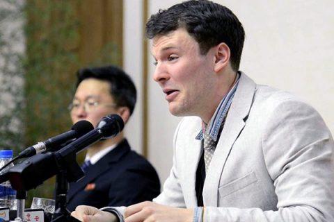 È morto il ragazzo americano rilasciato in coma dalla Corea del Nord