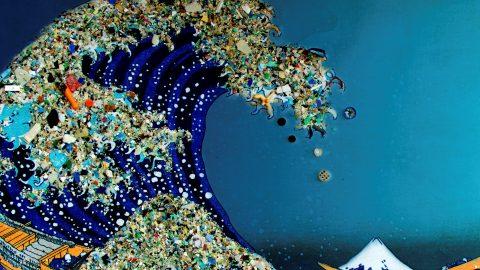 Tra il dire e il fare c'è di mezzo l'oceano, di PLASTICA