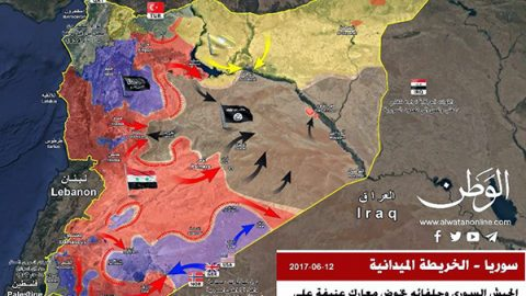 Aereo siriano abbattuto dagli Usa, Mosca minaccia Washington