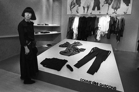 Rei Kawakubo, moda-arte come scultura d'avanguardia