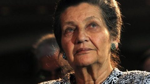 Francia in lutto, è morta Simone Veil