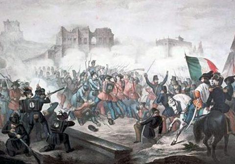 La caduta della Repubblica Romana