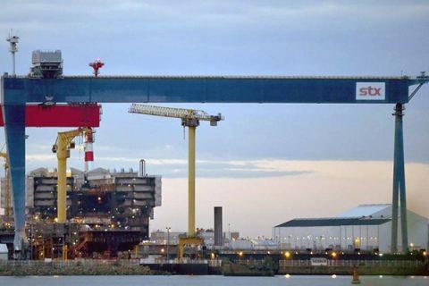 Dopo il no all'Italia, la Francia ha deciso di nazionalizzare i cantieri Stx