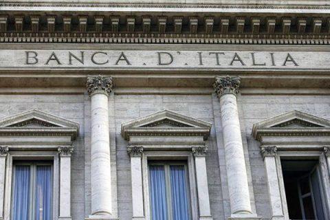 La Banca d'Italia rialza le stime del Pil, +1,4 per cento nel 2017