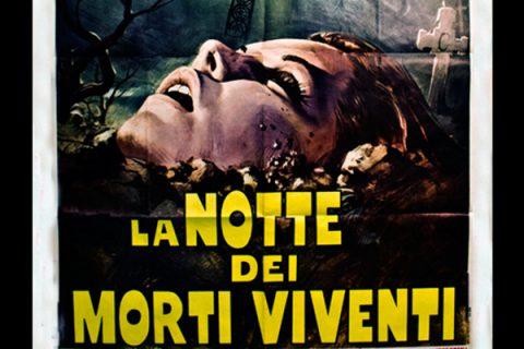 La notte dei morti viventi – George A. Romero