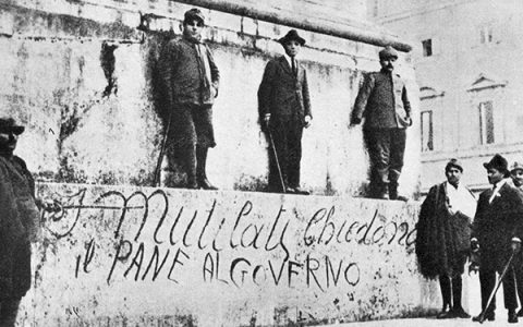 Agosto 1917: La rivolta di Torino contro la guerra