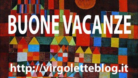 Pausa estiva – http://virgoletteblog.it
