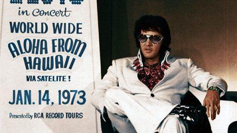 Elvis Presley – Aloha from Hawaii Via Satelite (1973)