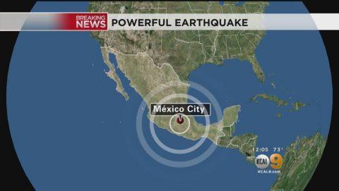 Messico e nuvole, la geologia complessa dell'America