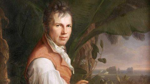Humboldt, l'esploratore della natura e delle sue interconnessioni