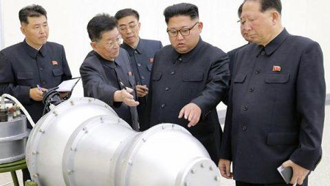 """La Corea del Nord testa la bomba idrogeno. Trump: """"Un attacco preventivo? Vedremo"""""""