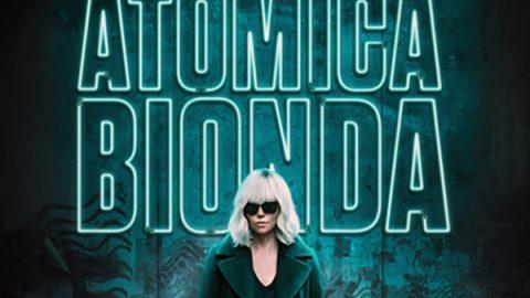 Atomica Bionda // David Leitch