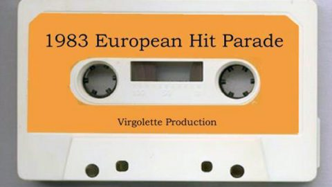 European Hit Parade 1983 // Autori Vari