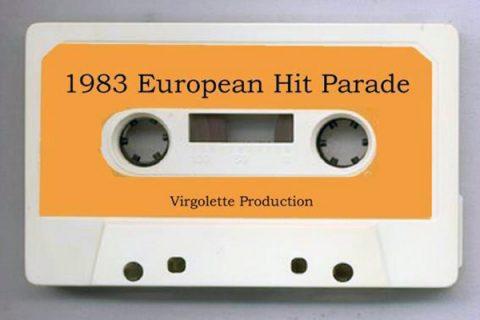 European Hit Parade 1983 – Autori Vari
