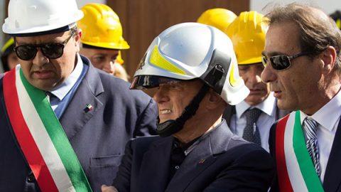 """Berlusconi: """"Se non ho maggioranza mi ritiro"""". Salvini: intramontabile, è un non problema"""