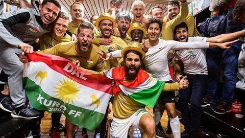 Svezia, la favola della squadra di rifugiati curdi. Vince il campionato ed è promossa in serie A