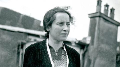 Ipse dixit: Hannah Arendt