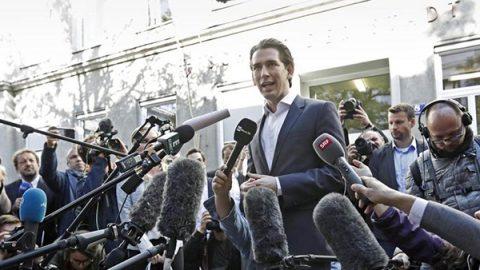 """Austria, Kurz esulta: """"Scelto cambiamento"""". Socialdemocratici davanti a ultradestra"""