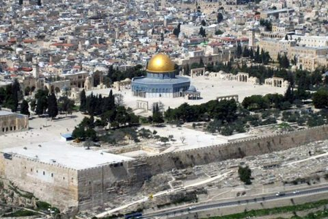 Il massacro della Moschea di Al-Aqsa