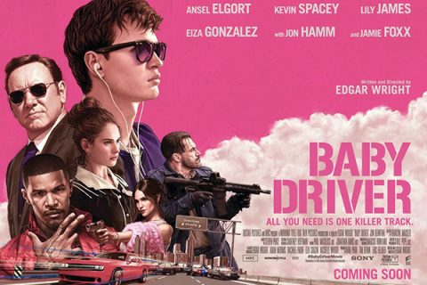 Baby Driver | Il genio della fuga – Edgar Wright