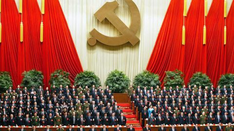 Xi Jinping apre il Congresso del Rinascimento cinese