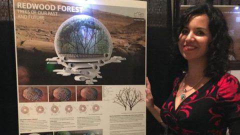 La prima città su Marte è progettata da una ricercatrice italiana
