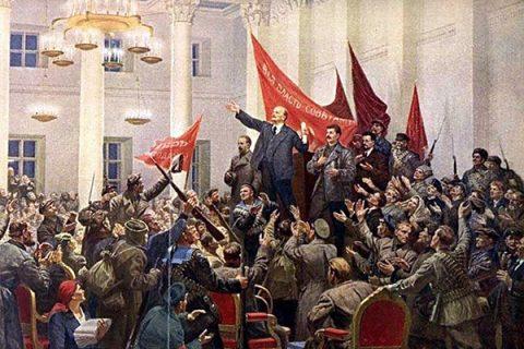 I primi cento anni della Rivoluzione d'Ottobre