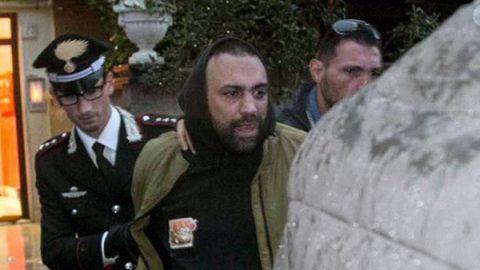 Reporter picchiati a Ostia, fermato Roberto Spada