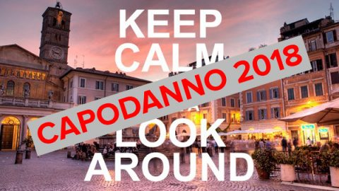 Take a look around: Capodanno 2018