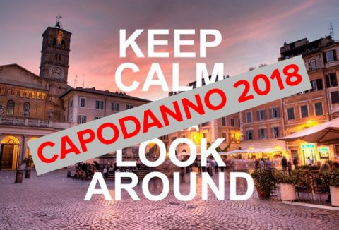 Take a look around: Capodanno 2018