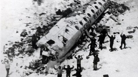 L'incredibile storia del disastro aereo delle Ande