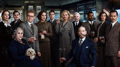 Assassinio sull'Orient Express // Kenneth Branagh