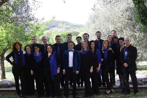 The Plotters. Il Coro