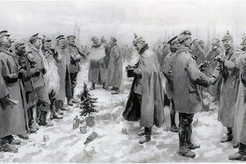I protagonisti raccontano: la tregua di Natale del 1914