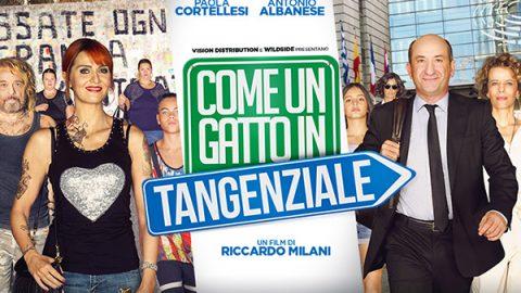 Come un gatto in tangenziale // Riccardo Milani