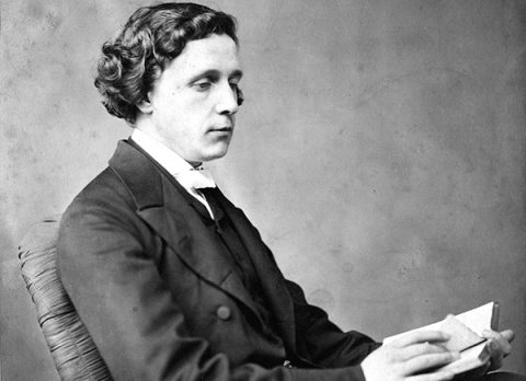 Ipse dixit: Lewis Carroll