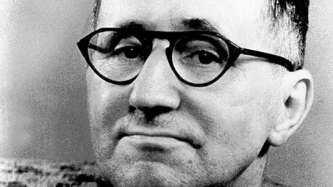 Ipse dixit: Bertolt Brecht