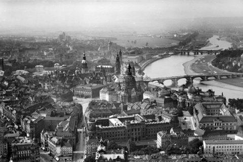 Il bombardamento di Dresda