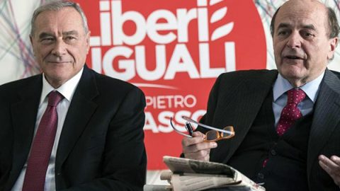 Lo choc fiscale di Grasso: via Imu e Irap, arriva la patrimoniale