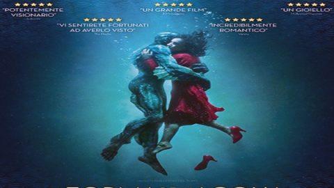 La forma dell'acqua // Guillermo del Toro