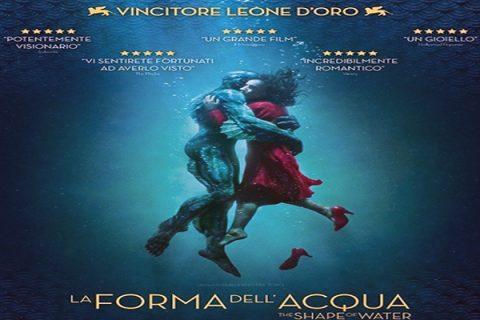 La forma dell'acqua – Guillermo del Toro