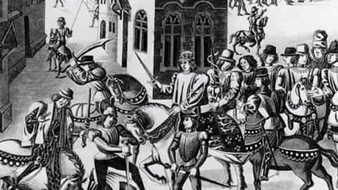 La rivolta di Santa Scolastica